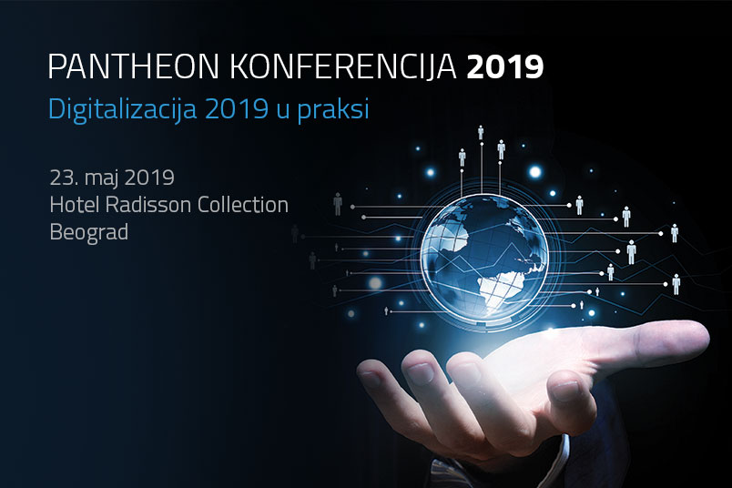 PANTHEON konferencija – Digitalizacija 2019. u praksi