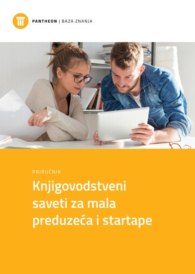 Knjigovodstveni saveti za mala preduzeća i startape